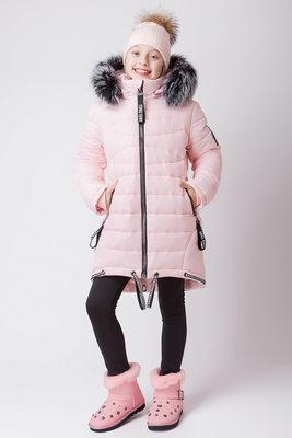 Теплая и стильная зимняя куртка
