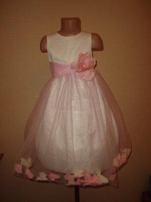Bhs Нарядное платье на 5 лет из свадебной коллекции