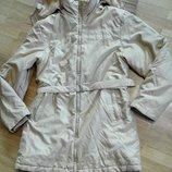 Куртка теплая осень-зима