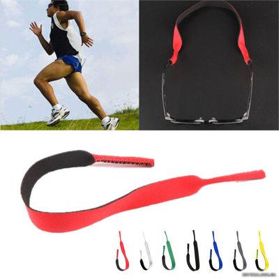 Спортивный неопреновый шнурок для очков