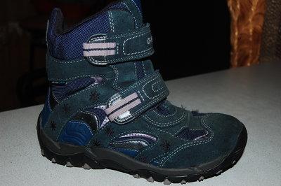 зимние ботинки geox 32 размер