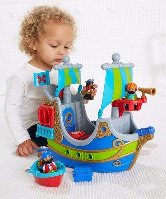 Пиратский корабль Happyland