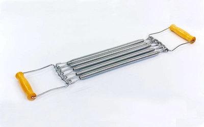 Эспандер пружинный плечевой 2018 5 пружин, длина 35см