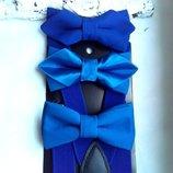Эксклюзивные галстуки - бабочки в наличии и под заказ. Подтяжки.