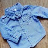 Рубашка F&F на малыша 3 мес