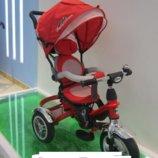 Трехколесный велосипед с поворотным сиденье Super Trike TR17007. 4 расцветки.