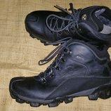 39-25/5 см унисекс нубуковая кожа ботинки Badura