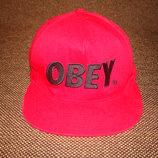 новая кепка бейсболка Obey оригинал хлопок регулируемая шапка Louis Vuitton Burberry Gucci