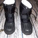 Зимние сапоги Сolor Kids для мальчика. размер 30 19 см