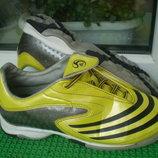 футзалки бутсы сороконожки копочки Adidas р. 36.5 , стелька 23 см состояние отличное