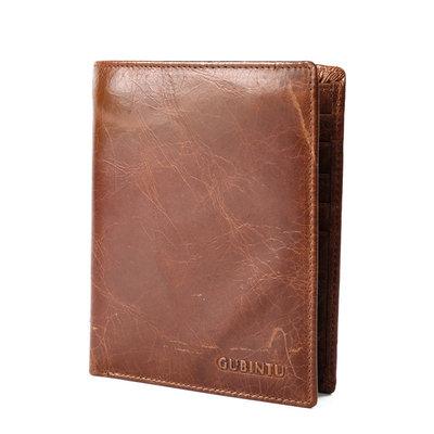 Кошелек портмоне Gubintu passport натуральна кожа