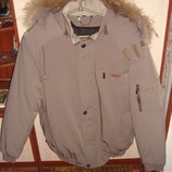 Продам куртку зимнюю с подстежкой CAPRICE FOR MAN. 52-54 размер.