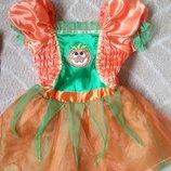 Карнавальное платье новогоднее Хеллоуин TU на 1-2 года