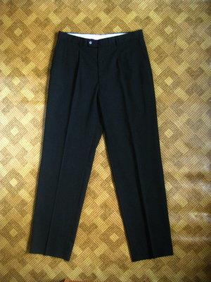 мужские брюки, штаны - шерсть - Sovereign - размер L