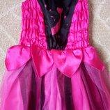 Новогоднее платье карнавальное