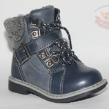 Зимние ботинки Солнце Размеры 23-27