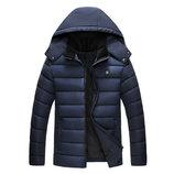 Зимняя мужская куртка 3 цвета AL7839