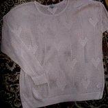 Отличный свитер 62-64р,сост отличное