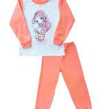 Стильная пижама для девочки