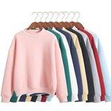 толстовка худи женская Хит теплая и стильная свитшот свитер реглан кофта