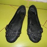 туфли Graceland балетки женские 38 р б у