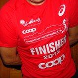Спортивная оригинал футболка Asics л-хл .