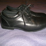 Туфли классические кожа Next 13 размер 31-32 стелька 20,5