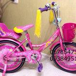 Азимут Гел Azimut Girls двухколесный велосипед для девочек