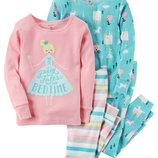 Пижама Принцесса для девочки Carters