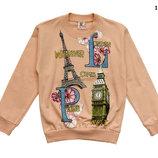 Кофта Париж для девочки