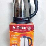 Электрический чайник A-plus Ek-1687, 2л