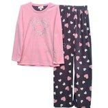 Женская флисовая пижама XS,S,M,L,XL Primark