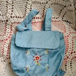 Детский рюкзачек