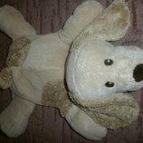 большая мягкая собака собачка чехол для грелки