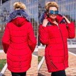 Куртки-Новинки зимы 2018 3модели 14 расцветок