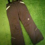 Зимние штаны на рост 140см