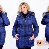 2 модели 14 расцветок Куртки Зима 2019 48-58размеры