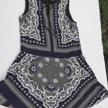 Monivi. Нарядное платье с кожаной горловиной.