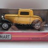 Машинка Форд Ford 3-Window Coupe 1932 кинсмарт