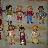 Человечки куклы Плеймобил Playmobil