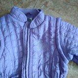 Куртка жилет 2 в одном. Демисезонная осень - весна.