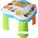 Игровой центр-столик SY82 многофункциональный, музыкальный