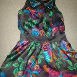 Яркое платье Батерфляй 8л