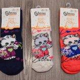 Детские махровые носочки на девочку турецкой фирмы Bross