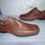 Кожаные Туфли Мокасины бренд ~NEXT~ Оригинал р 43