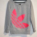 Толстовка, реглан, свитшот, свитер адидас, adidas на рост 110-116
