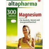 Витамины Магний 300 шт за 155 грн. С Германии.