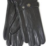 Мужские зимние перчатки из Натуральной Кожи