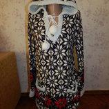 Халат Домашнее платьеце XL