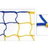 Сетка-Гаситель для футзала и гандбола элит 5283 размер 3х2,1м, ячейка 12х12см